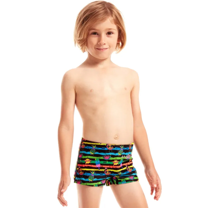 Amanzi - Popsicle Party Toddler Boys Trunks