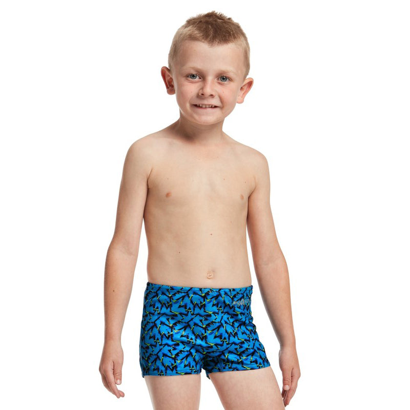 Amanzi - Speed Racer Toddlers Boys Trunks