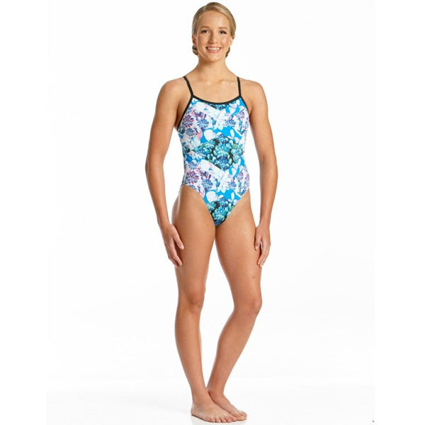 Amanzi - Succulente Girls One Piece Swimsuit