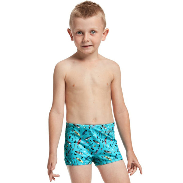 Amanzi - Surfs Up Toddlers Boys Trunks
