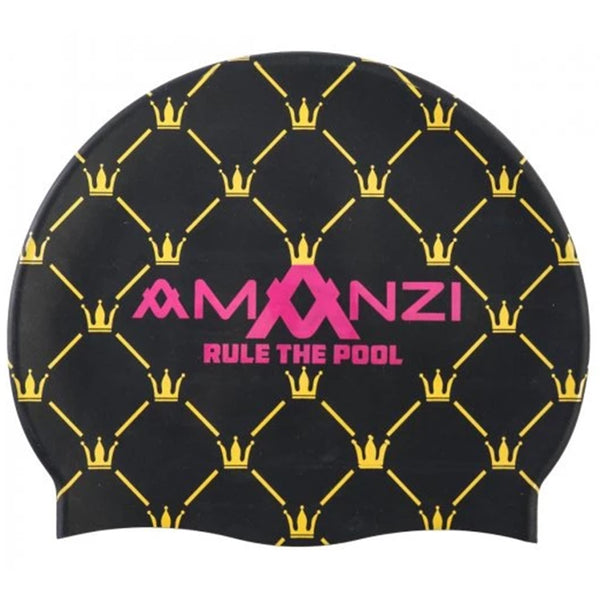 Amanzi - Rule The Pool Swim Hat