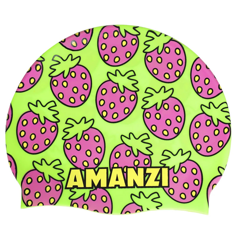 Amanzi - Very Berry Swim Hat