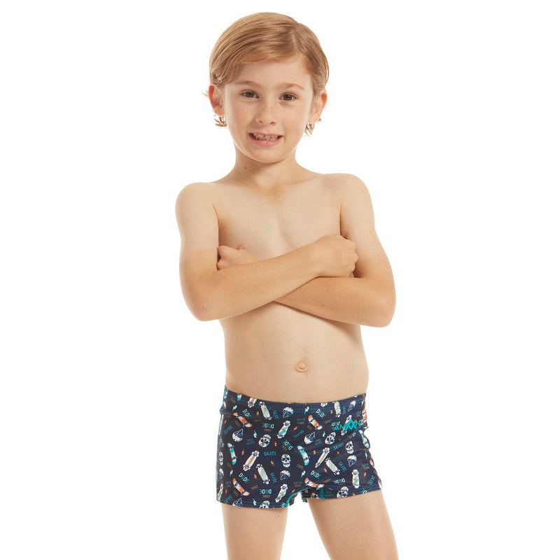 Amanzi - Cool Dude Toddler Boys Trunks
