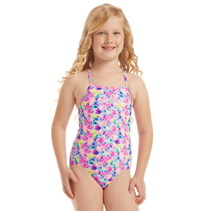 Amanzi - Mystic Mermaid Toddler Girls One Piece