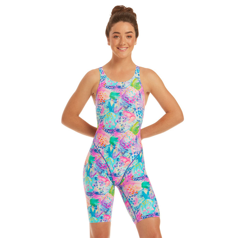 Amanzi - Fineapples Womens Kneelength