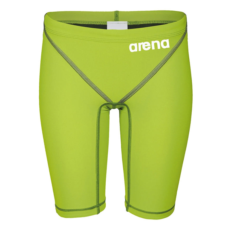Arena - Boys Powerskin ST 2.0 Jammer - Lime Green