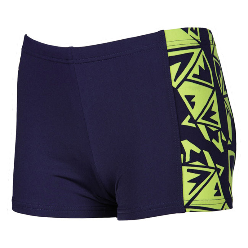 Arena - Fenrir Junior Shorts - Navy/Green
