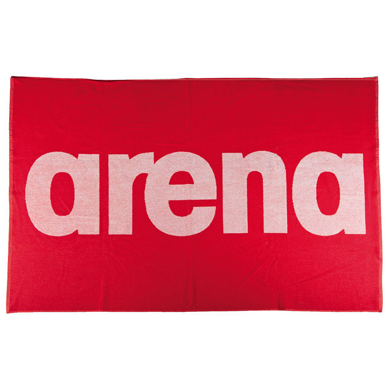 Arena Handy Towel – Red