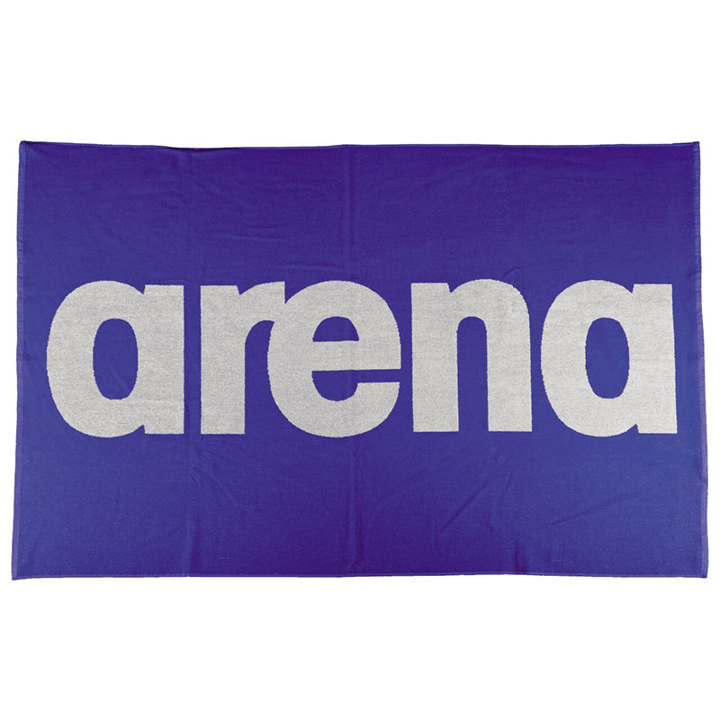 Arena Handy Towel – Royal Blue / White