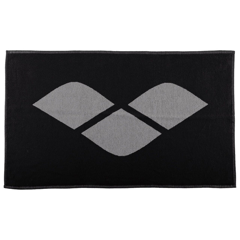 Arena Hiccup Towel – Black