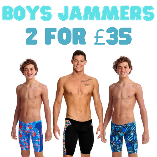 Boys Jammers Multi Buy x2 for £35