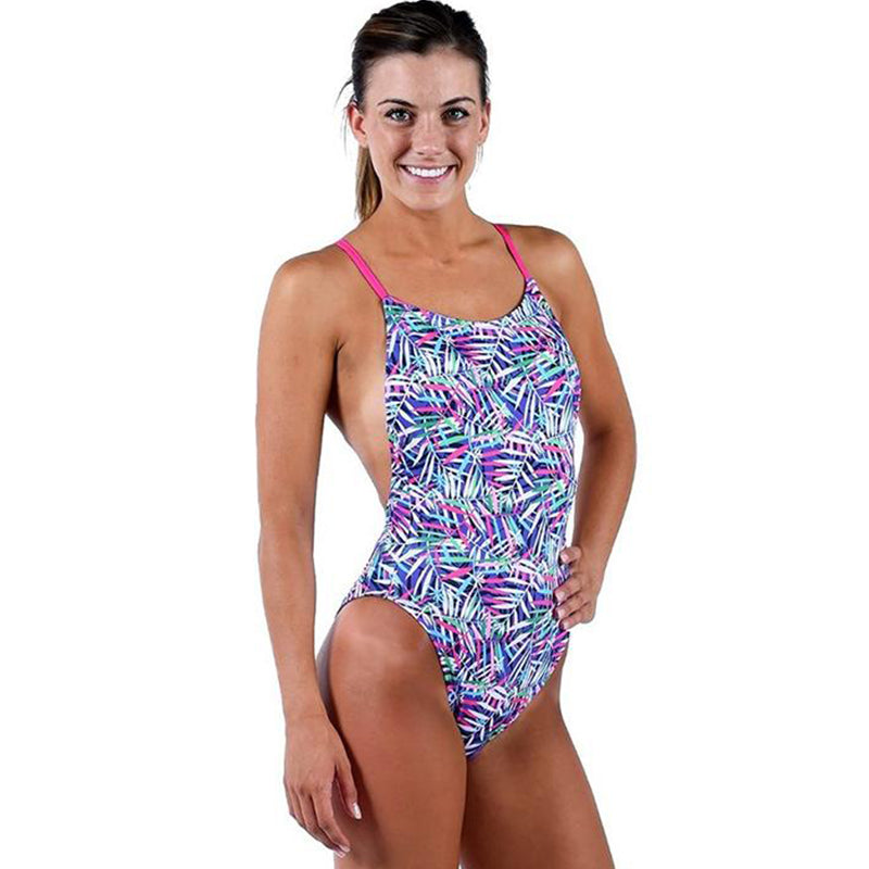 Dolfin - Bellas Tahiti Ultra Low Back One Piece Swimsuit