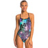 Dolfin - Bellas Urban Chic Tie Back One Piece Swimsuit