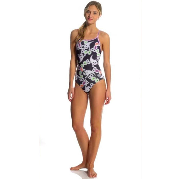 Dolfin Uglies - Boo Ladies V-2 Back One Piece Swimsuit