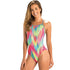 Dolfin Uglies - Fizzy V-2 Back One Piece Swimsuit
