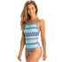 Dolfin Uglies - Into The Blue V-2 Back One Piece Swimsuit