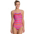 Dolfin Uglies - Holiday Coco V-2 Back Pink One Piece Swimsuit