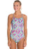 Dolfin Uglies - Quinta Print V-2 Back One Piece Swimsuit