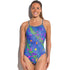 Dolfin Uglies - Tiki V-Back One Piece Swimsuit
