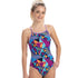 Dolfin Uglies - Carnival V-2 Back One Piece Swimsuit
