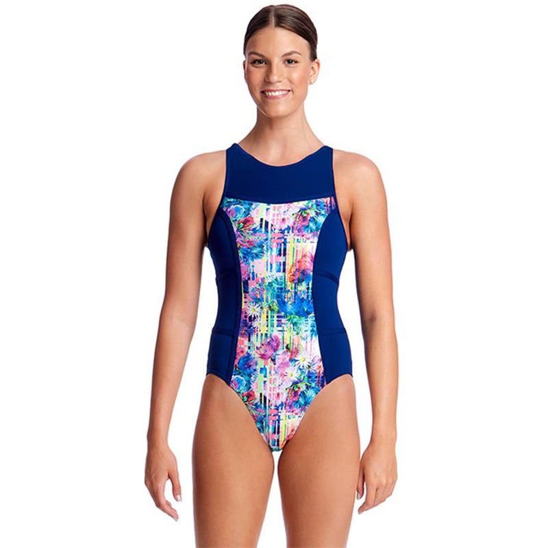 Funkita - Alba Wild - Ladies Hi Flyer One Piece Swimsuit