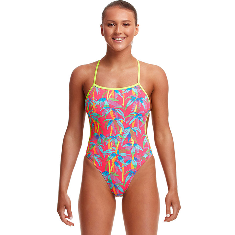 Funkita - Bae Boo - Ladies Twisted One Piece