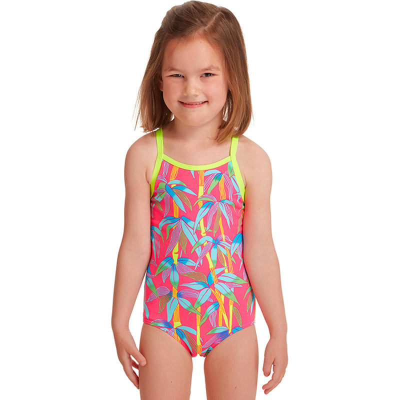 Funkita - Bae Boo - Toddler Girls Printed One Piece