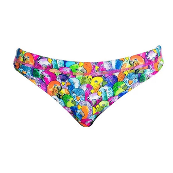 Funkita - Bang Bang Budgie - Ladies Bikini Sports Brief