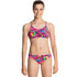 Funkita - Crystal Clash - Girls Racerback Two Piece