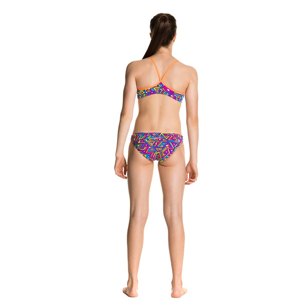 Funkita - Half Pipe - Girls Racerback Two Piece