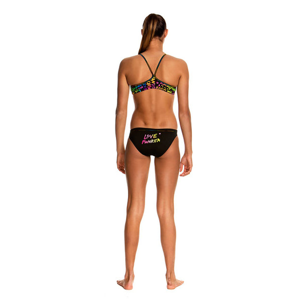 Funkita - Love Funkita - Girls Racerback Two Piece