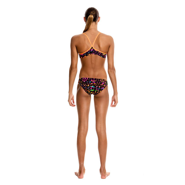 Funkita - Puma Power - Girls Racerback Two Piece