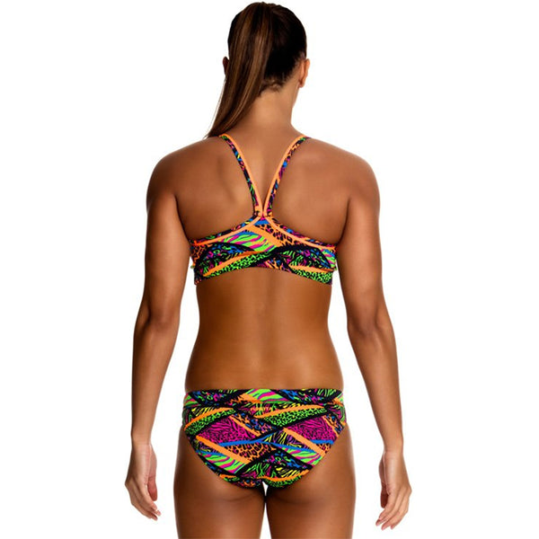 Funkita - Jungle Jagger - Ladies Bikini Sports Brief
