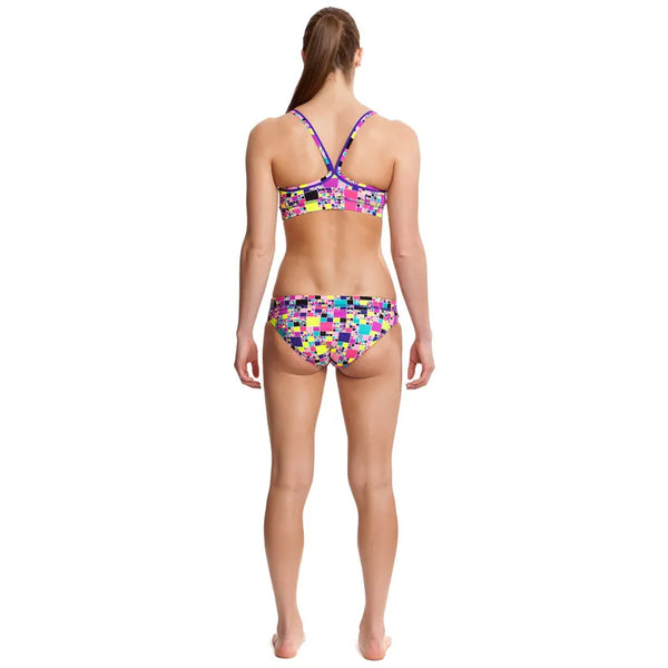 Funkita - Sugar Cube - Ladies Sports Top