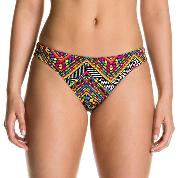 Funkita - Wild Fire - Ladies Bibi Banded Brief