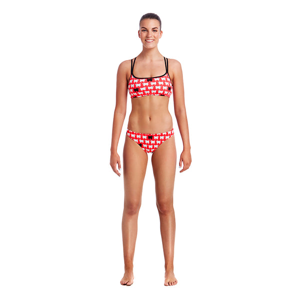 Funkita - Black Sheep - Ladies Bibi Banded Bikini Briefs