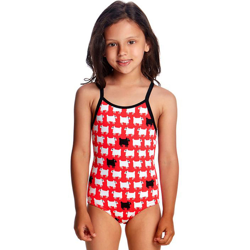 Funkita - Black Sheep - Toddlers Girls One Piece