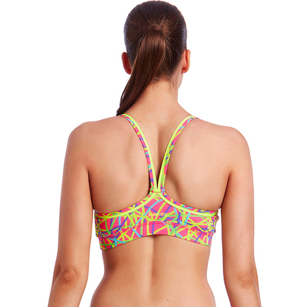 Funkita - Bound Up - Ladies Bikini Sports Top