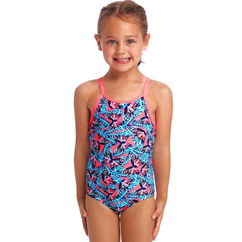 Funkita - Butter Me Up - Toddler Girls Printed One Piece