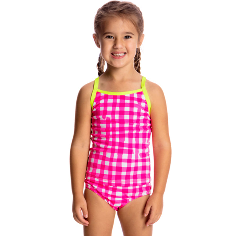 Funkita - Check Me Out - Toddlers Tankini Two Piece
