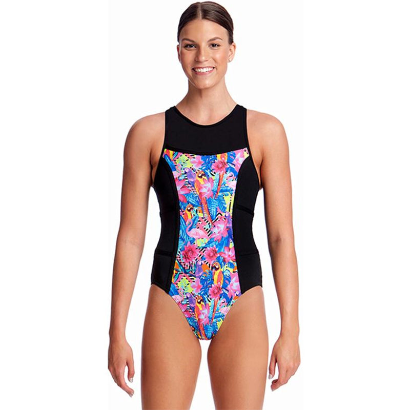 Funkita - Club Tropo - Ladies Hi Flyer One Piece