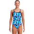 Funkita - Crack Attack - Girls Diamond Back One Piece