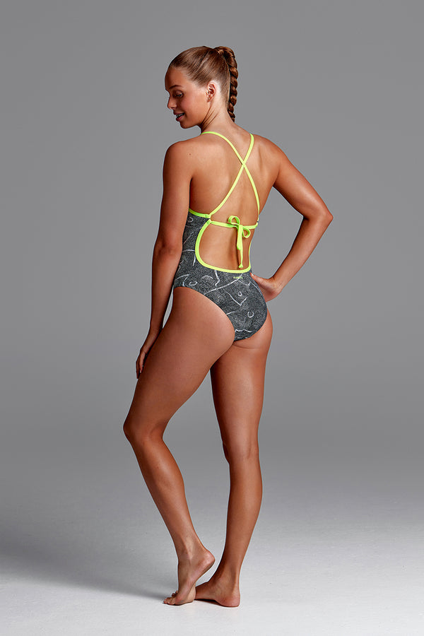 Funkita - Crack Up - Girls Tie Me Tight One Piece