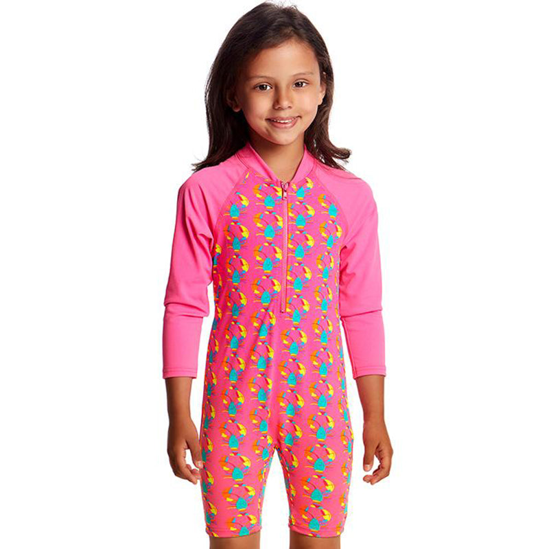Funkita - Cray Cray - Toddlers Girls Go Jump Suit