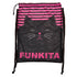 Funkita - Crazy Cat Mesh Gear Bag