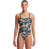 Funkita - Crazy Painter - Ladies Cut Away One Piece