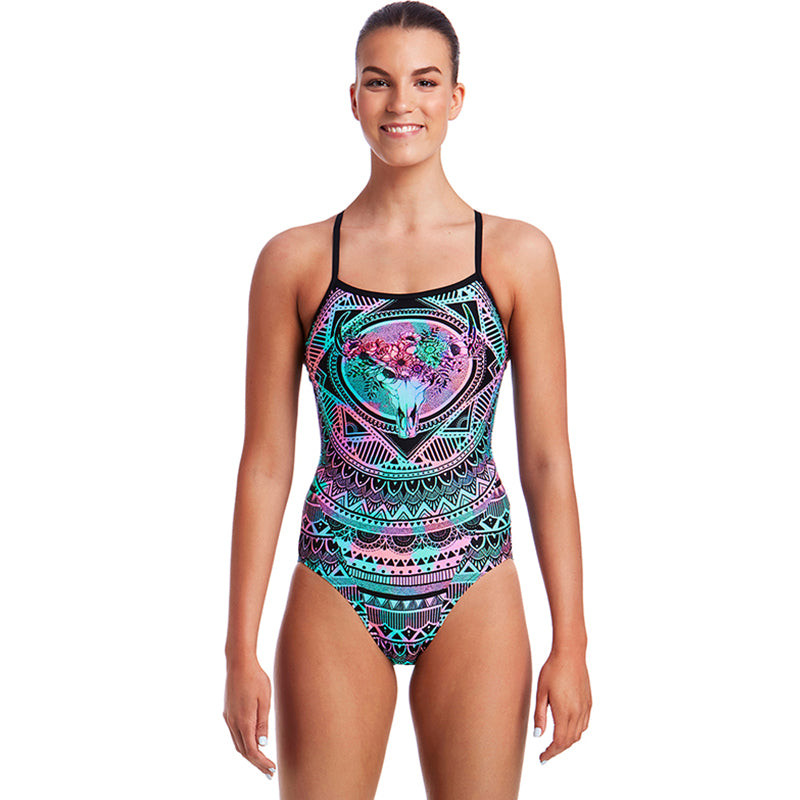 Funkita - Crown Princess - Ladies Single Strap One Piece