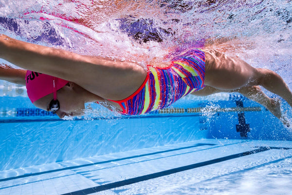 Funkita - Crystal Wave - Girls Single Strap One Piece
