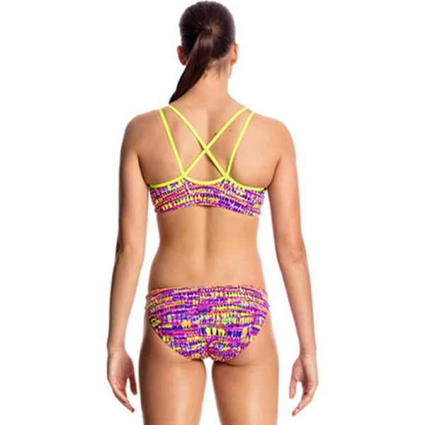Funkita - Dotty Dash - Ladies Bikini Bibi Banded Briefs