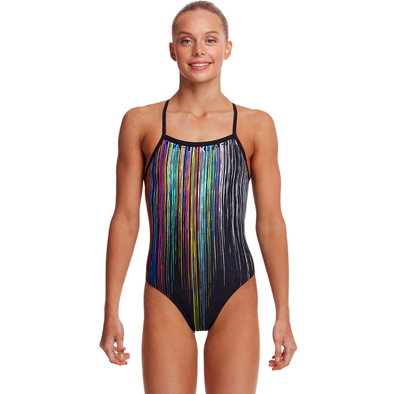 Funkita - Drip Funk - Girls Strapped In One Piece